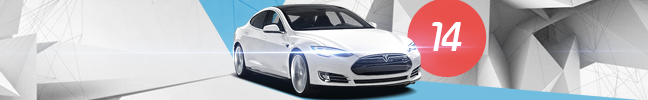 Суперкар Tesla от RoboForex!