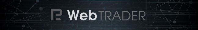 Opera utilizzando la versione aggiornata del terminale WebTrader
