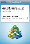 MetaQuotes MetaTrader: Nuovo Account
